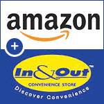 Amazon in-store pick up in India with Bharat Peroleum's In & Out Store outlets