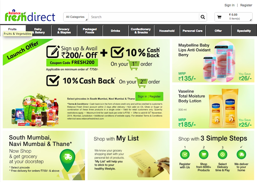 online groceries fresh direct Was the amazon fresh subscription fee worth the convenience  i decided to  try amazonfresh, amazon's online grocery delivery service.