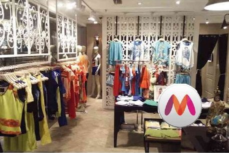 Myntra is set to open 100 offline Stores