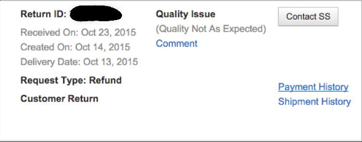 8af87615ad0 No genuine reasons for product returns on Flipkart ! Seller woes ...