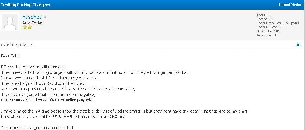 Image 5_Snapdeal Packing Charges