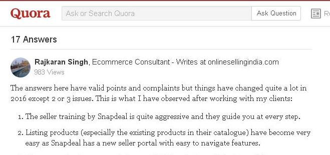 Image 2_Snapdeal Listing Quora