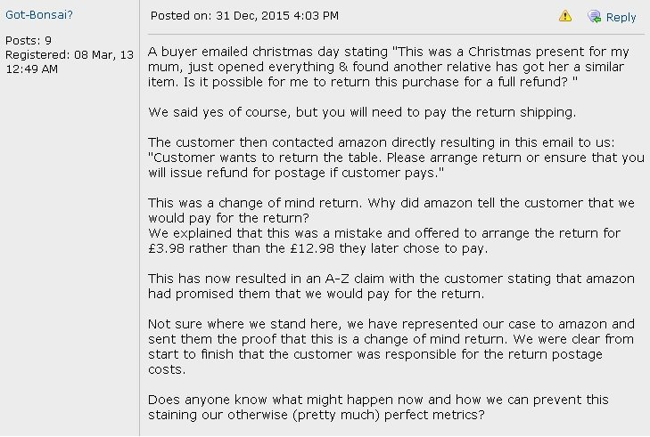 Is Amazon misleading customers against sellers while settling ...