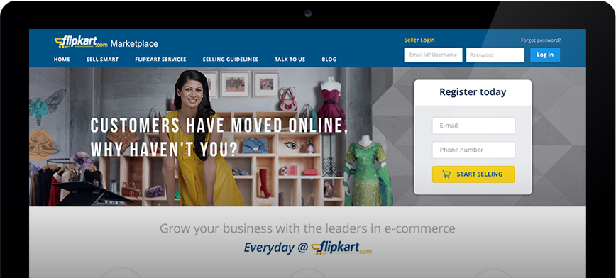 flipkart advertising agency
