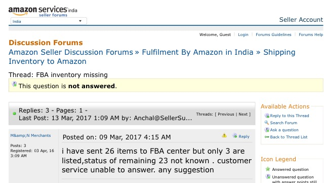 amazon seller center