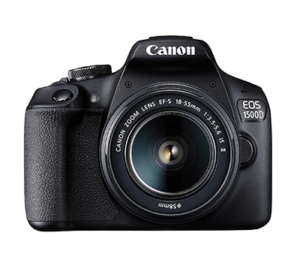 Canon-EOS-1500D-DSLR Camera